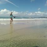 Rainbow Beach, Australien